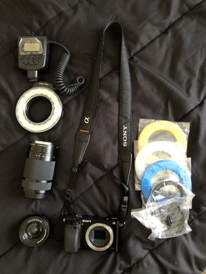 Sony A6000 Camera Bundle for Sale in Winston-Salem, NC