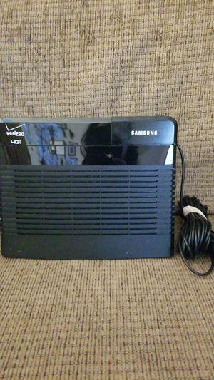 Samsung modem router for Sale in Rialto, CA