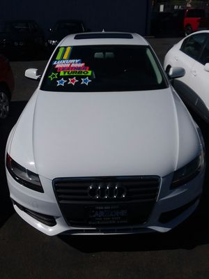 2011 Audi A4 2.0T for Sale in Poway, CA