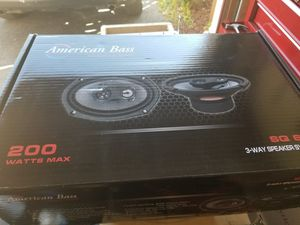 American bass sq 6x9 new for Sale in Columbus, OH