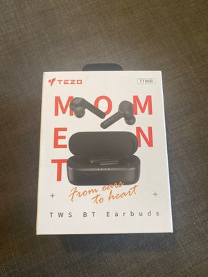 Moment wireless earbuds by Tezo for Sale in Newton, MA