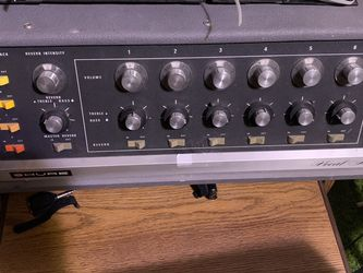 Shure vocal master for Sale in High Ridge,  MO