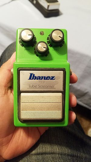 Used, IBANEZ Tube Screamer for Sale for sale  Reedley, CA