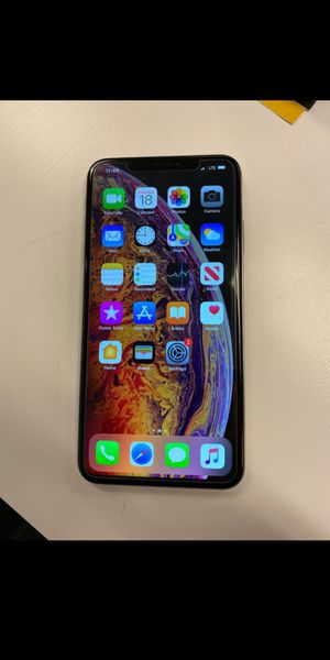 iPhone XS Max 256gb unlocked for Sale in Breezy Point, MN