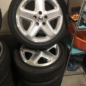 2002 Acura TL Type S Wheels for Sale in Gig Harbor, WA
