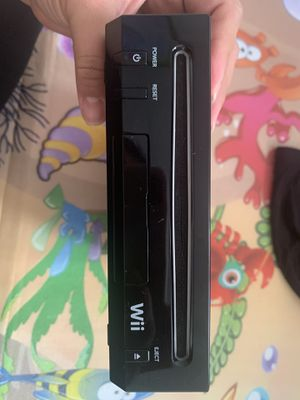Wii console only for Sale in Riverside, CA