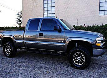 ֆ10OO 4WD Chevrolet Silverado 4WD for Sale in Furman,  AL