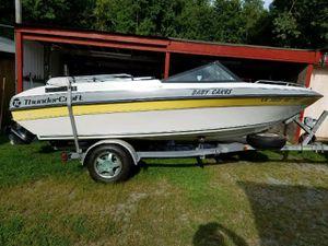 1990 Thundercraft 1660 LS Boat For Sale for Sale in Carrsville, VA