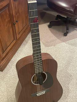 Martin DSR1 Dreadnought Electric Acoustic Guitar for Sale in Glendale,  AZ