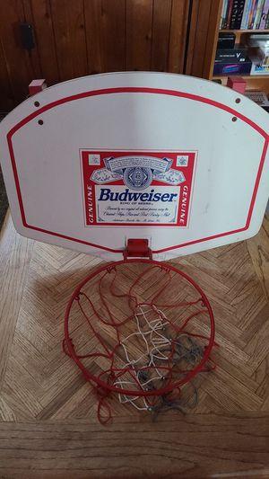 Budweiser Basketball Hoop and Backboard for Sale in Irwindale, CA