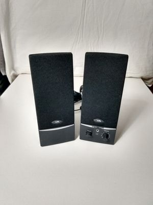 Cyber Acoustics Amplified Computer Speakers for Sale in New York, NY