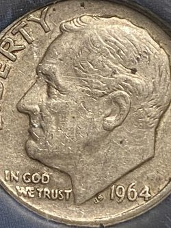 1964-D Roosevelt Dime DDO DDR RPM DIE ADJUSTMENT ROTATION STRIKE ERRORS for Sale in Plainfield,  IL