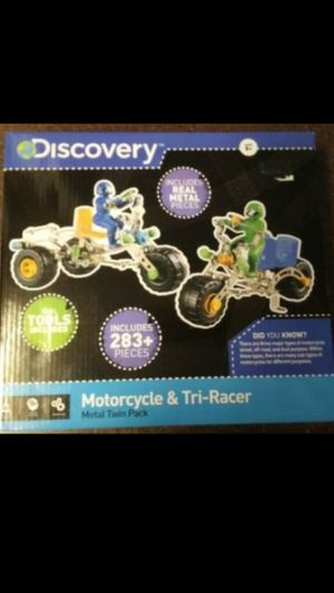 Discovery motorcycle new set for Sale in Costa Mesa, CA