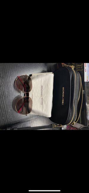 Mk bag and glasses for Sale in Menlo Park, CA