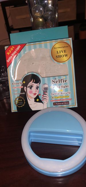 Selfie Ring Light for Sale in Columbia, MO