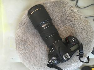 Nikon D750 Fx with 2 lenses for Sale in Washington, DC
