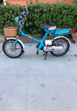 1981 Blue Honda Express Motorcycle for Sale in Long Beach, CA