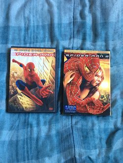 Spider-Man Movie DVDs for Sale in Los Angeles,  CA