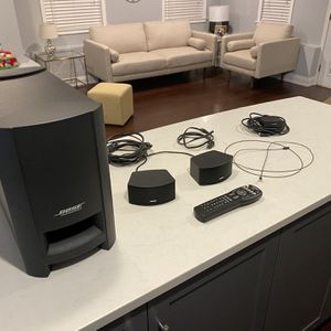 CineMate GS Series II Digital Home Theater System for Sale in Spotswood, NJ