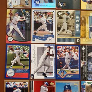 Baseball Cards - Shawn Green for Sale in Noblesville, IN
