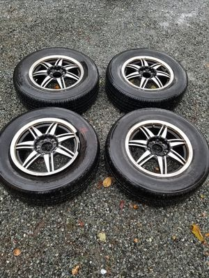 """16"""" wheels and tires for Sale in Everett, WA"""