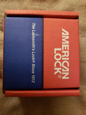 American Lock for Sale in Knoxville, TN