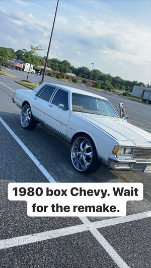 1980 Chevy Caprice for Sale in Saint Charles, MD