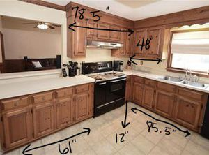 Solid pine cabinets for Sale in Chesapeake, VA