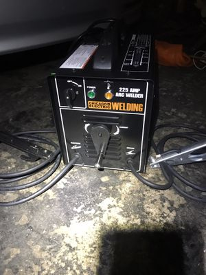 225 Amp Stick Welder Chicago Electric for Sale in Maryland Heights, MO