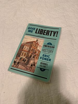 Give me liberty! By Eric Foner for Sale in Hayward, CA