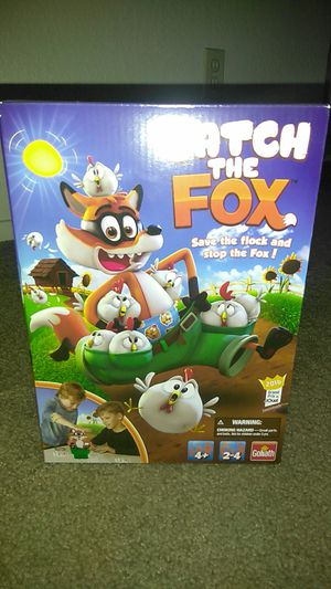 Kid game, catch the fox for Sale in Pittsburg, CA