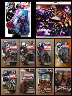 Marvel Comics Universe MCU action figures for Sale in Tempe, AZ