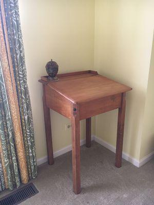 Antique school desk for Sale in Wheaton, IL