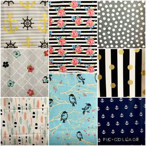 Brand New 100% Cotton Fabric- Sell By The Yard for Sale in Walnut, CA