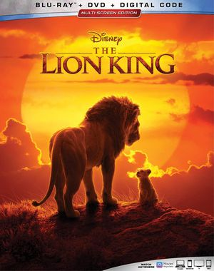 Lion King Live action 2019 Digital code HD ports to Vudu, iTunes etc for Sale in Torrance, CA