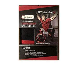 Stamina Compression Knee Sleeve L/XL for Sale in Arlington, TX