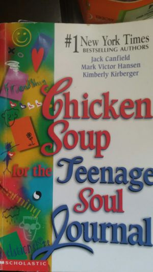 Chicken soup for the teenage soul journal for Sale in Atlanta, GA