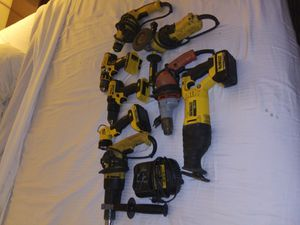 Dewalt, Milwaukee for Sale in Farmville, VA