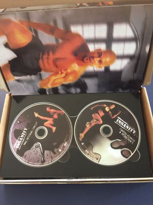 Insanity DVD's workout for Sale in Fresno, CA