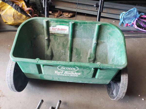 Seed spreader XL size