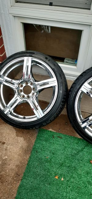 New tires and rims, honda civic,,,,$700, make a best offer, thank you for Sale in Arlington, VA