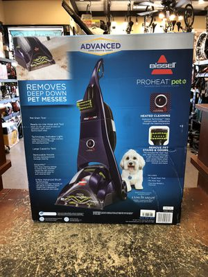 Bissell proheat pet for Sale in Pomona, CA