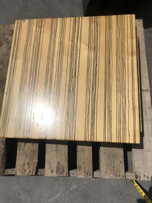 Restaurant Wood Table Top for Sale in Phoenix, AZ