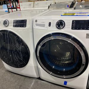 New GE Front Load Washer & Dryer Set Financing Available for Sale in Baltimore, MD