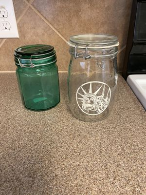 Glass Storage Container for Sale in Spring, TX