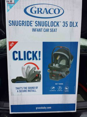Brand new infant car seat (never opened) - $90 for Sale in Henrico, VA
