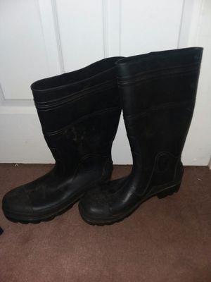 Rain boots size 12 for Sale in Wichita, KS