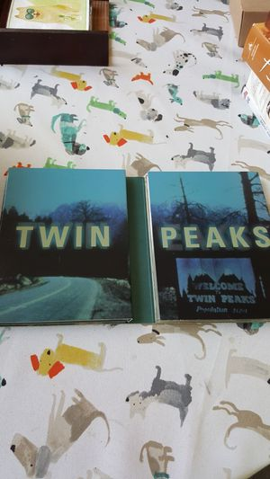 Twin Peaks DVD for Sale in Fairfax, VA