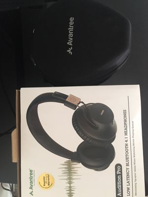 Avantree Wireless Headphones for Sale in San Diego, CA