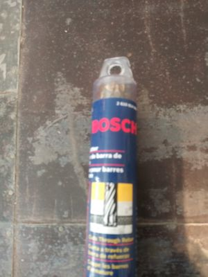 Bosch drill bit for Sale in Pasadena, TX